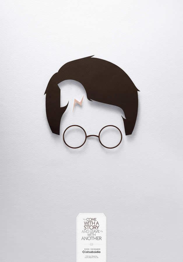 100 publicités designs et créatives d'avril 2012 23