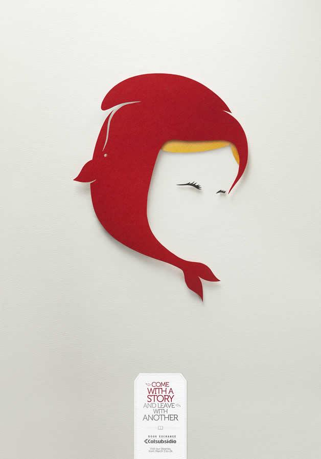 100 publicités designs et créatives d'avril 2012 24