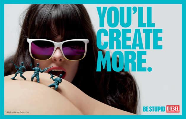 100 publicités designs et créatives d'avril 2012 27