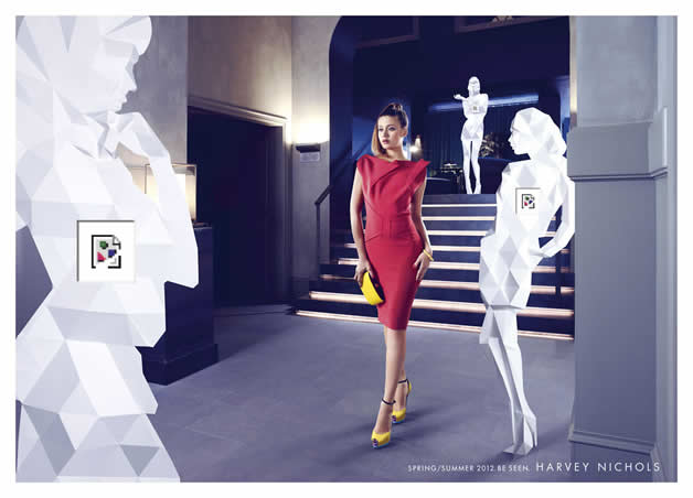 100 publicités designs et créatives d'avril 2012 36