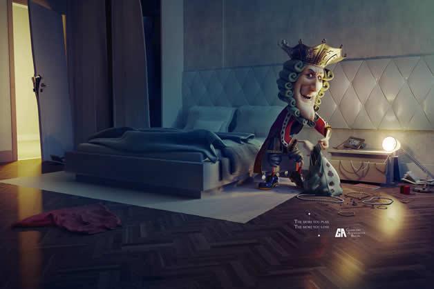 100 publicités designs et créatives d'avril 2012 38