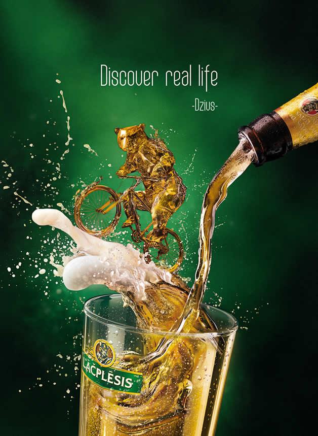 100 publicités designs et créatives d'avril 2012 42