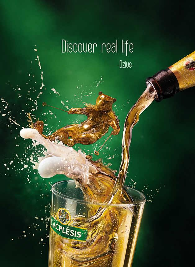 100 publicités designs et créatives d'avril 2012 43