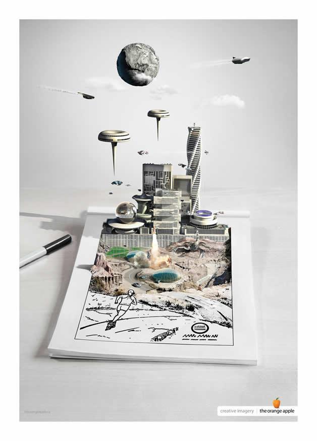 100 publicités designs et créatives d'avril 2012 64