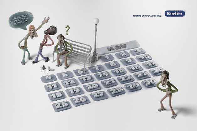 100 publicités designs et créatives d'avril 2012 67