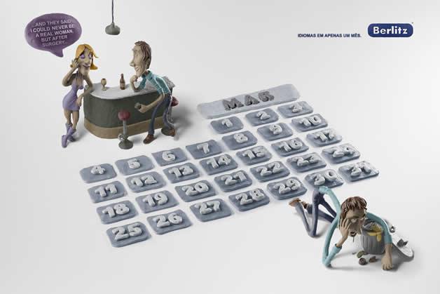 100 publicités designs et créatives d'avril 2012 69