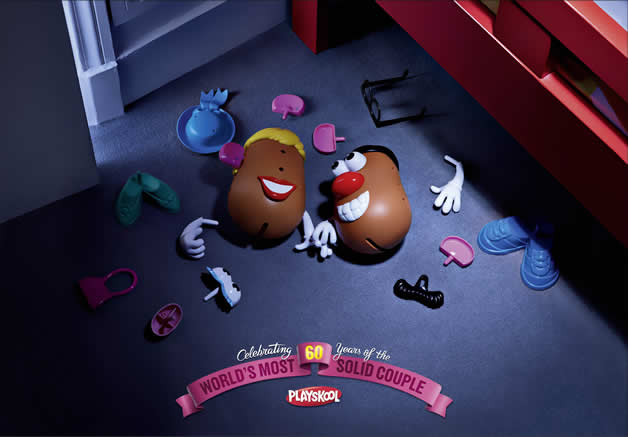 100 publicités designs et créatives d'avril 2012 70