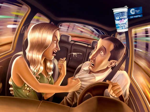 100 publicités designs et créatives d'avril 2012 75