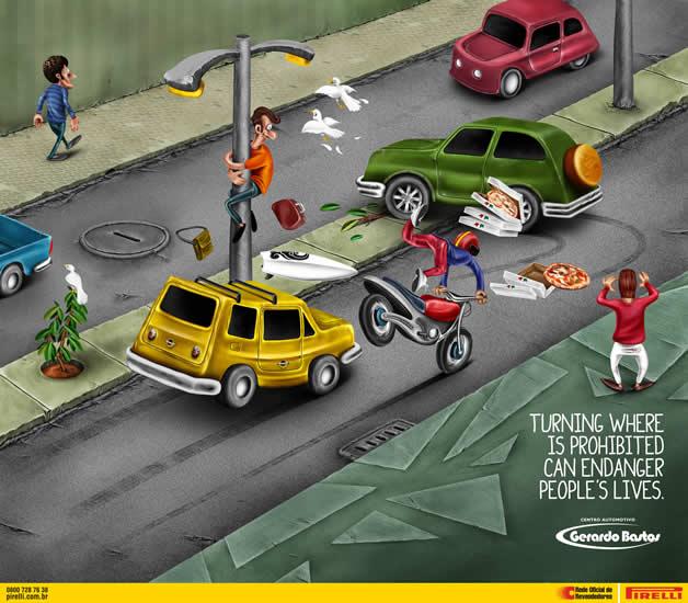 100 publicités designs et créatives d'avril 2012 76
