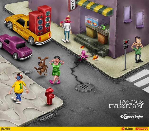 100 publicités designs et créatives d'avril 2012 83
