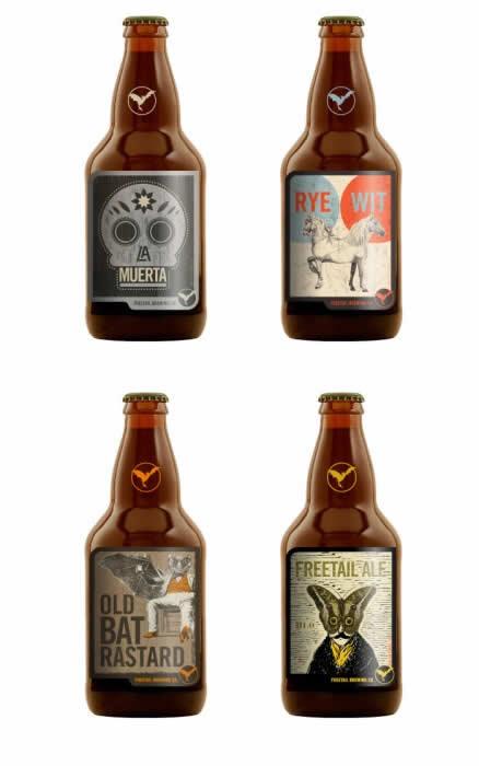 90 Packaging de bouteilles de Bières Design et créatifs 14