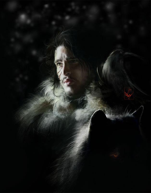 Superbes FanArts Game of Thrones  13