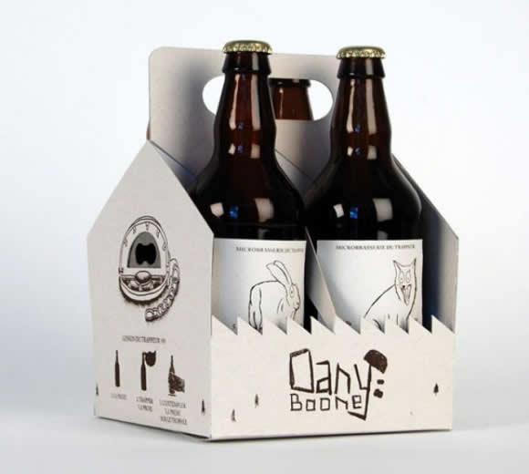 90 Packaging de bouteilles de Bières Design et créatifs 15