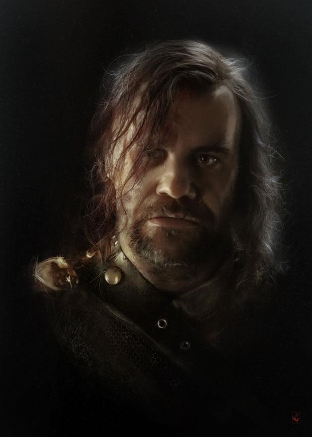 Superbes FanArts Game of Thrones  15