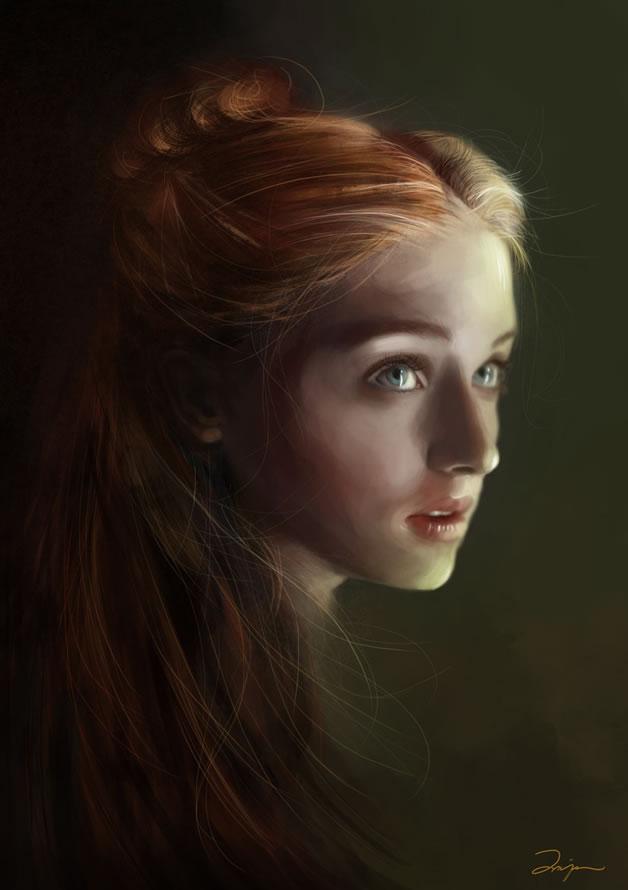 Superbes FanArts Game of Thrones  16