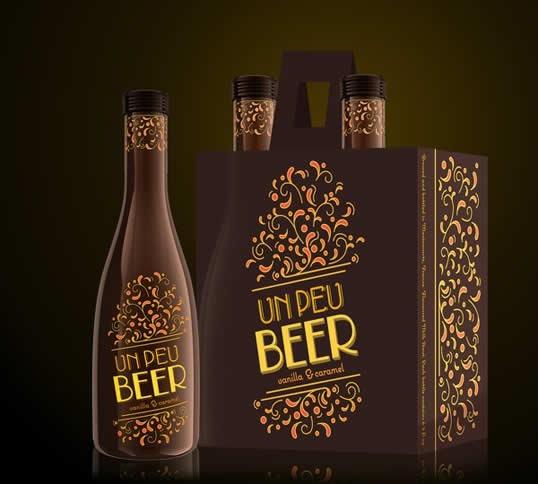 90 Packaging de bouteilles de Bières Design et créatifs 19
