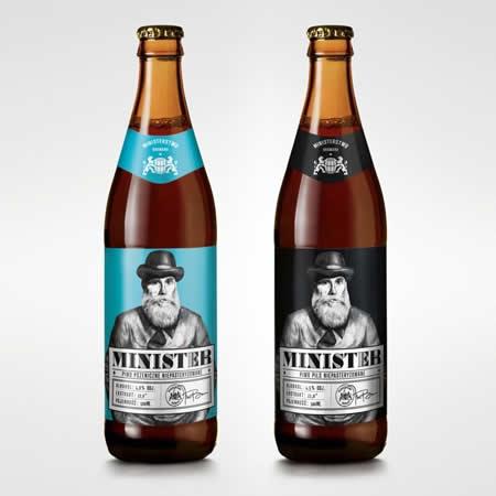 90 Packaging de bouteilles de Bières Design et créatifs 20
