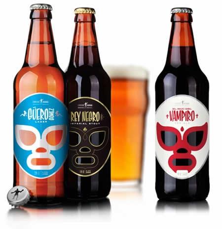 90 Packaging de bouteilles de Bières Design et créatifs 23