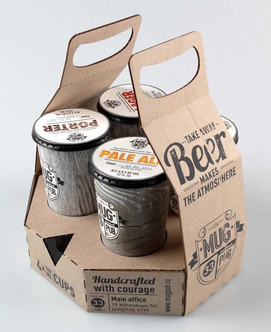 90 Packaging de bouteilles de Bières Design et créatifs 36