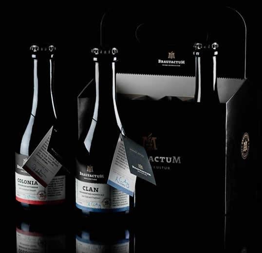 90 Packaging de bouteilles de Bières Design et créatifs 42