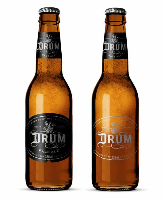 90 Packaging de bouteilles de Bières Design et créatifs 48