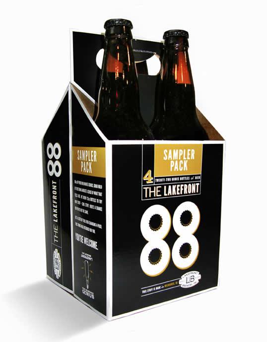 90 Packaging de bouteilles de Bières Design et créatifs 55