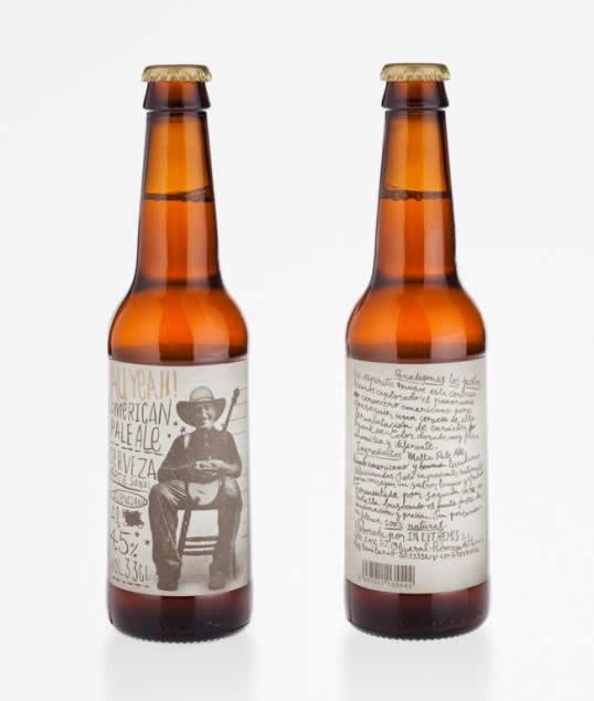 90 Packaging de bouteilles de Bières Design et créatifs 58