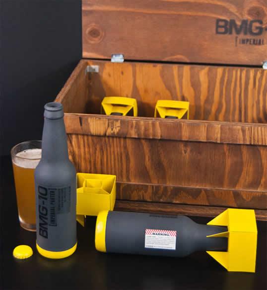 90 Packaging de bouteilles de Bières Design et créatifs 59