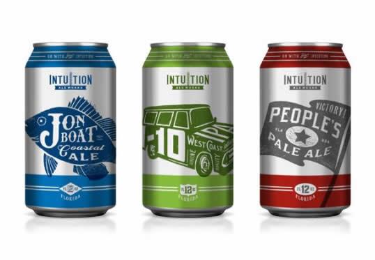 90 Packaging de bouteilles de Bières Design et créatifs 62