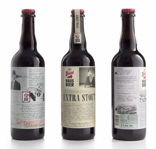 90 Packaging de bouteilles de Bières Design et créatifs 70