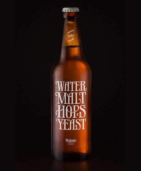 90 Packaging de bouteilles de Bières Design et créatifs 73