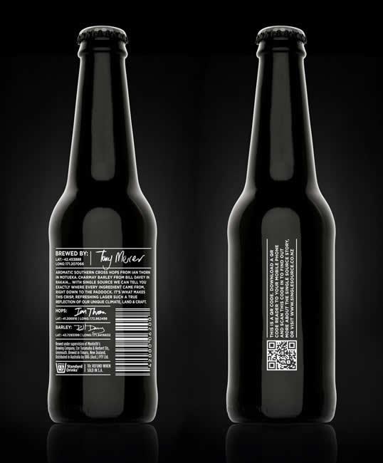 90 Packaging de bouteilles de Bières Design et créatifs 77