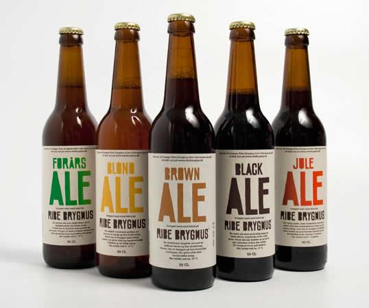 90 Packaging de bouteilles de Bières Design et créatifs 82