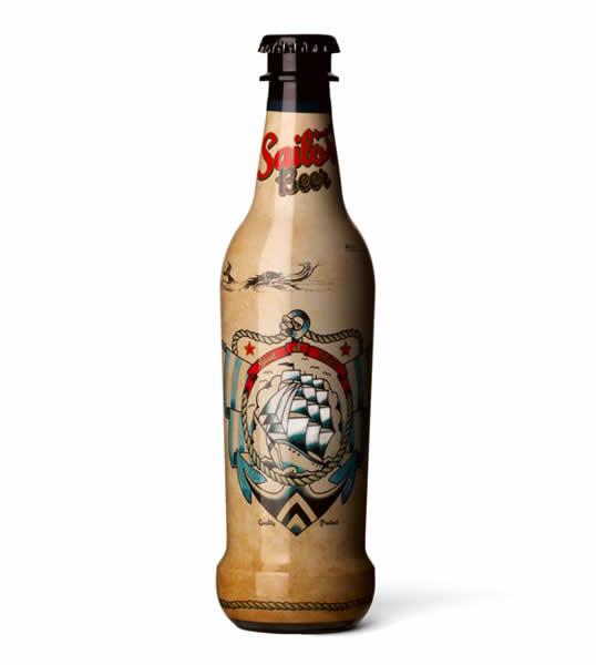 90 Packaging de bouteilles de Bières Design et créatifs 84