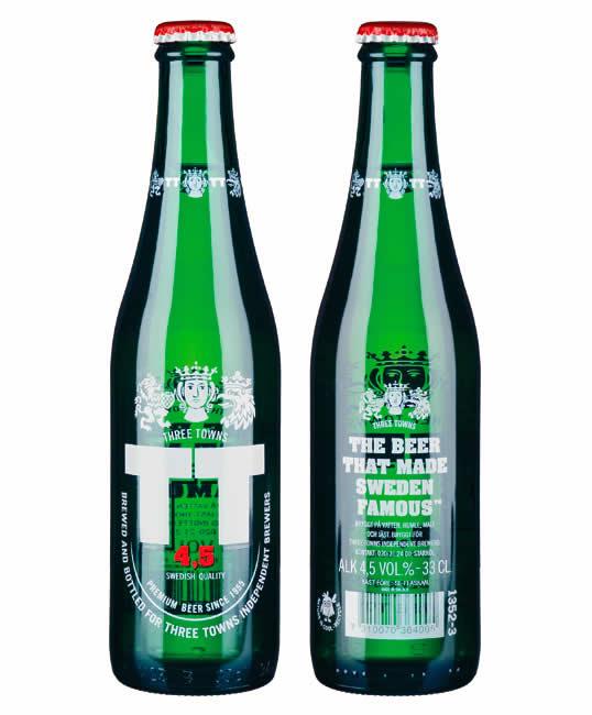 90 Packaging de bouteilles de Bières Design et créatifs 88