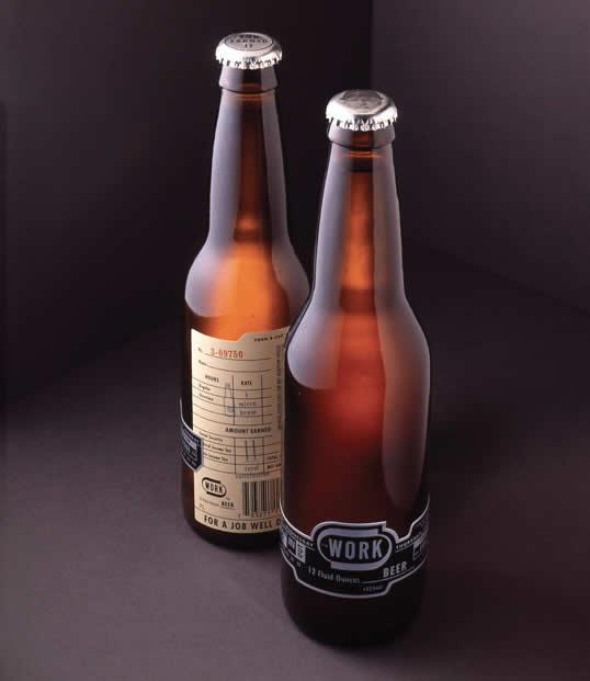 90 Packaging de bouteilles de Bières Design et créatifs 90