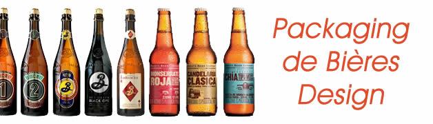 90 Packaging de bouteilles de Bières Design et créatifs 91