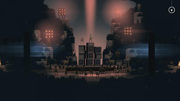 Superbrothers: Sword & Sworcery Trailer PixelArt 3