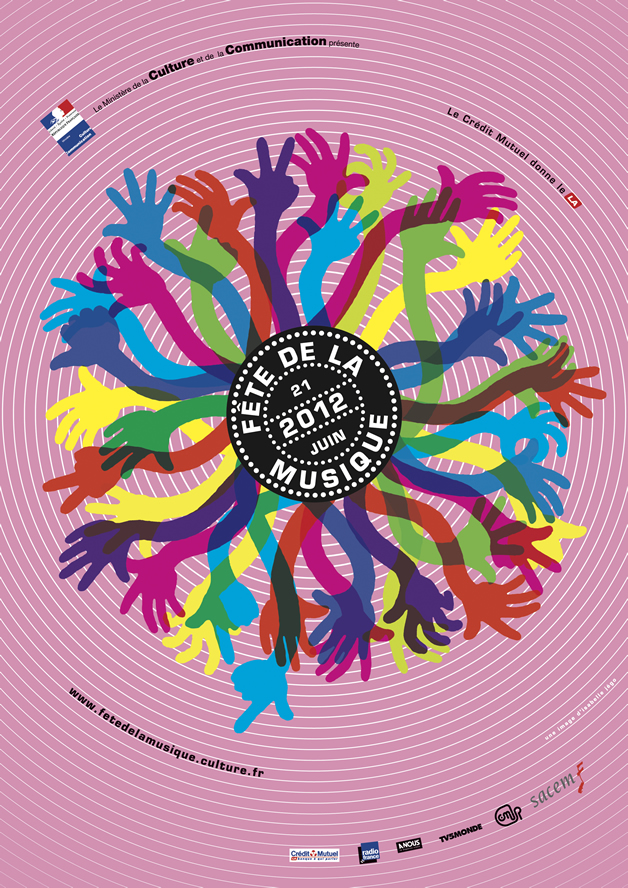 Nouvelle affiche de la fête de la musique 2012 - Pire que 2011 3