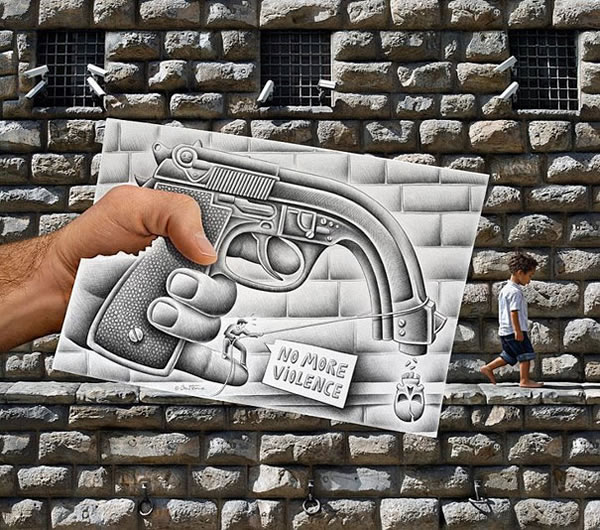 Les Crayons VS Photos de Ben Heine - vol 2 25