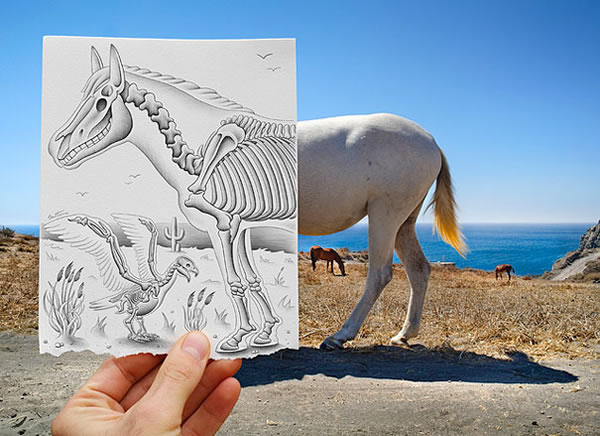 Les Crayons VS Photos de Ben Heine - vol 2 7