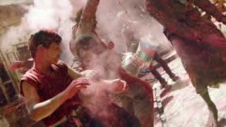 SlowMotion du Holi Festival