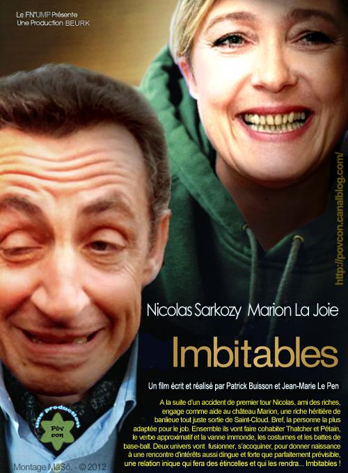 25 illustrations humoristiques sur Hollande vs Sarkozy 6