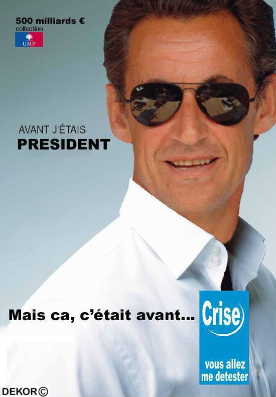 25 illustrations humoristiques sur Hollande vs Sarkozy 8