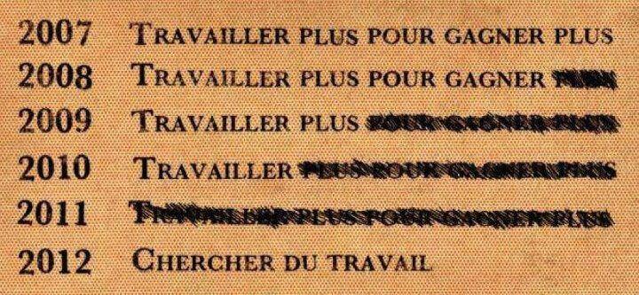 25 illustrations humoristiques sur Hollande vs Sarkozy 16