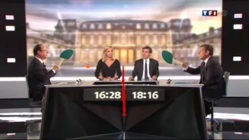 25 illustrations humoristiques sur Hollande vs Sarkozy 9