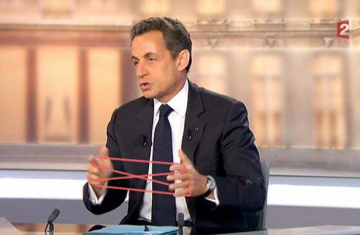25 illustrations humoristiques sur Hollande vs Sarkozy 13