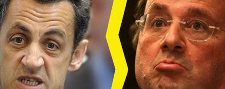 25 illustrations humoristiques sur Hollande vs Sarkozy 4