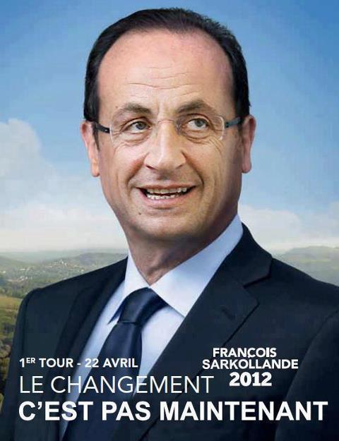 25 illustrations humoristiques sur Hollande vs Sarkozy 19