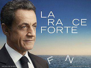 25 illustrations humoristiques sur Hollande vs Sarkozy 23